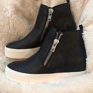 Steve Madden Secret Wedge Sneakers
